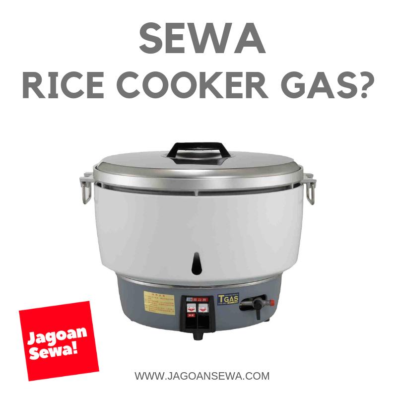 Sewa Rice Cooker Besar