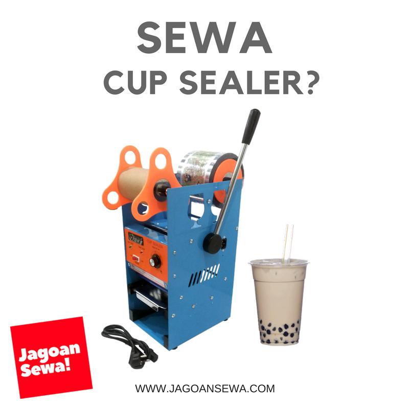 Sewa Cup Sealer