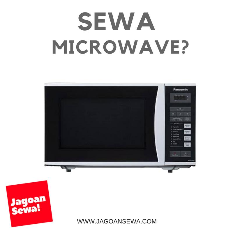 sewa microwave